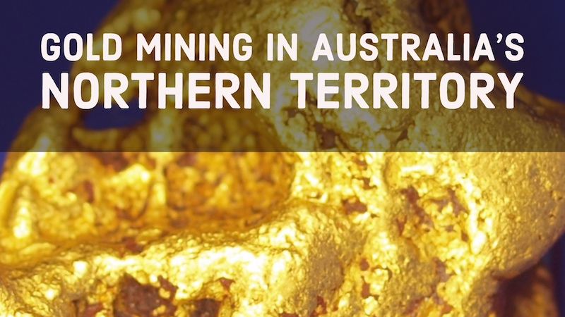 Northern Australia Gold Nuggets