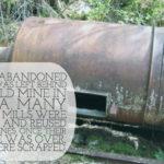 Abandoned Mine Ball Mill