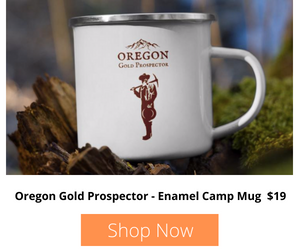 Oregon Gold Prospecting Gift