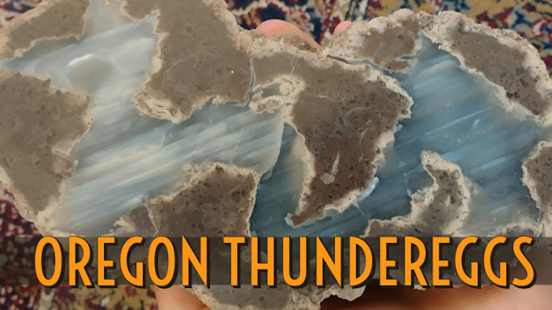 Thunderegg Rocks Oregon