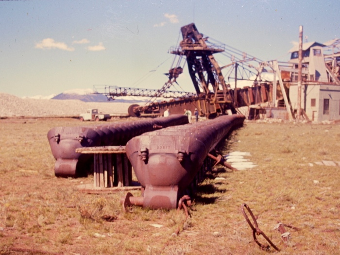 Colorado Gold Dredge