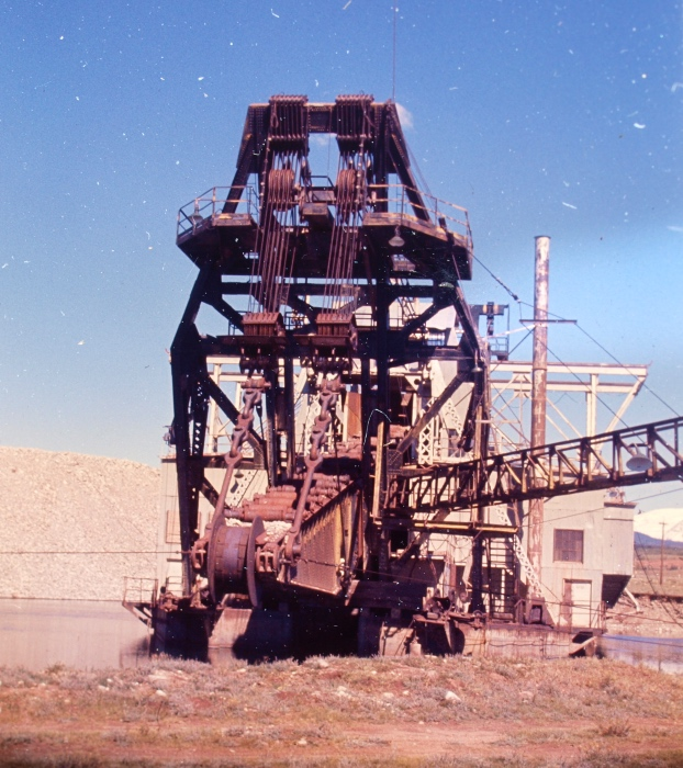 Colorado Dredge