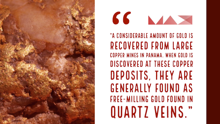 Gold Mines of Panama