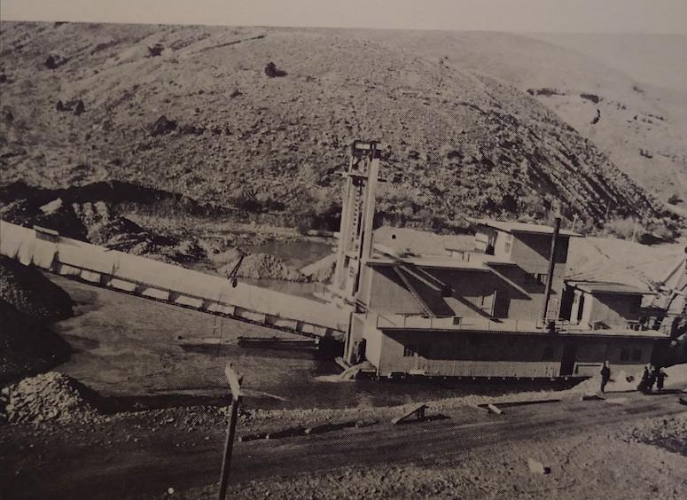 John Day Mining History