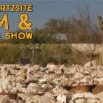 rocks minerals Quartzsite AZ