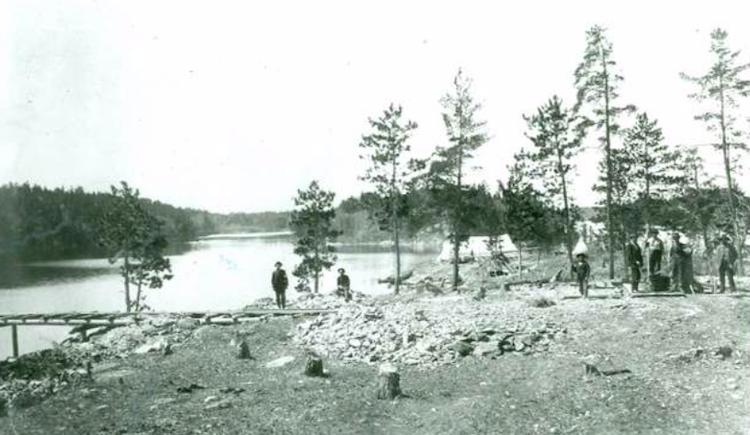 Minnesota Gold Rush Mining