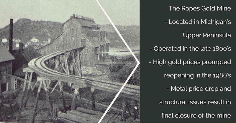 Michigan Gold Mine