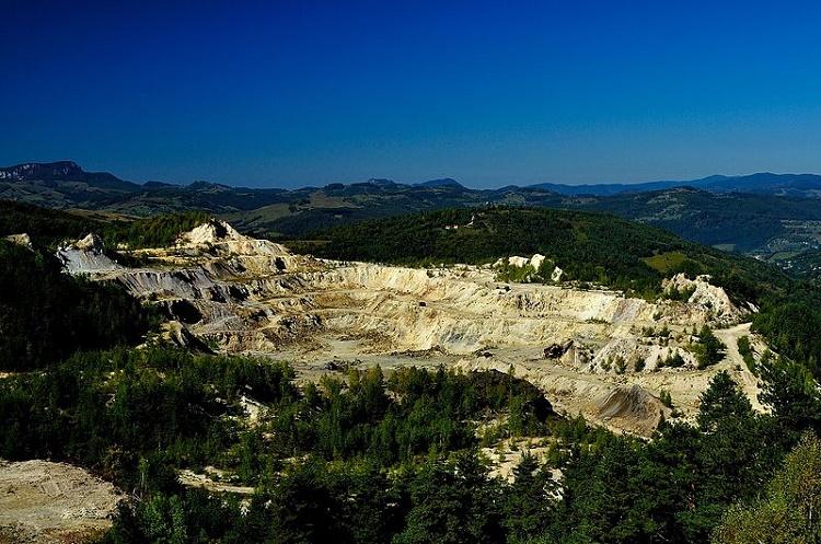 Romanian Gold Mining