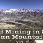 Durango Colorado Gold Mining
