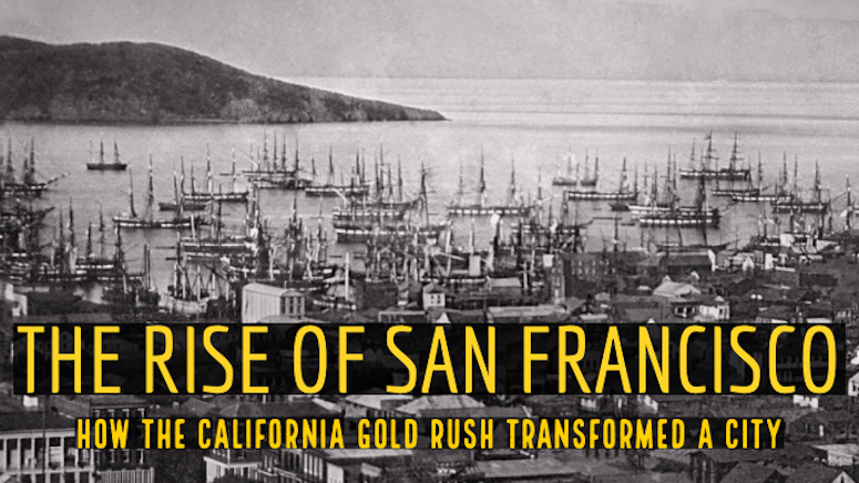 Early San Francisco Gold Rush