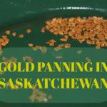 Gold Mining Saskatchewan