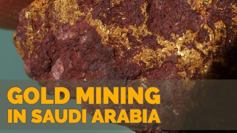 Mining in Saudi Arabia