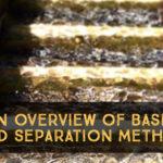 Separating Gold Dust Sluice