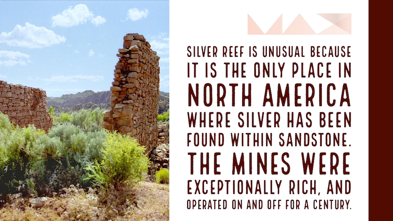 The Mines of Silver Reef Utah