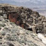Mining in Death Valley CA