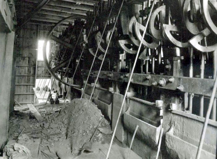Big Stamp Mill Operation