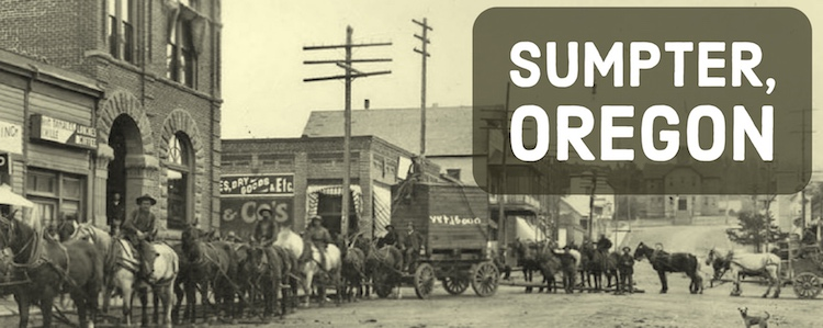 Historic Sumpter Mining