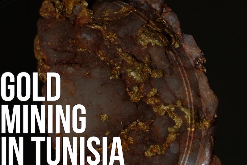 Gold in Tunisia