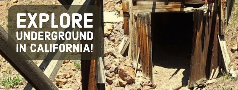 Old Mine Tours California