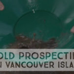 Gold Panning Vancouver Island