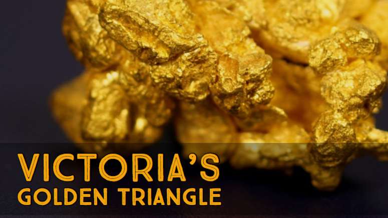 Gold Discoveries in Victoria - The Golden Triangle
