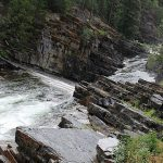 Gold Panning in Montana Rivers