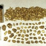 Gold Nuggets found in Alaska.
