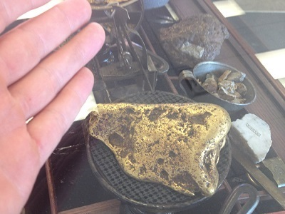 Oregon Gold Nugget