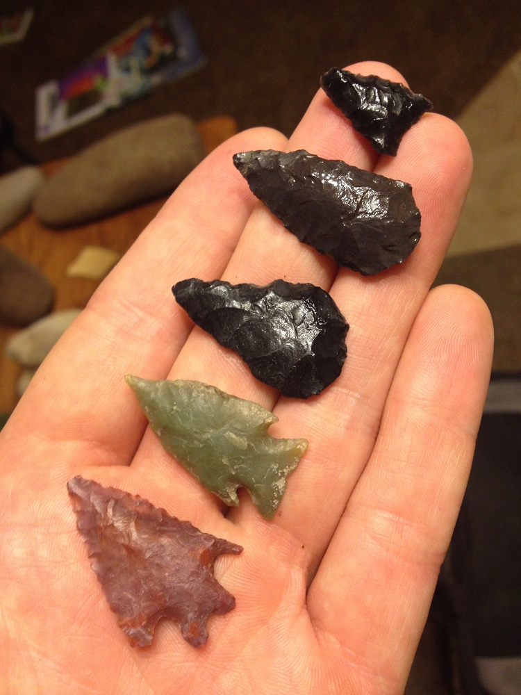 Artifact Hunting Tips - Finding Arrowheads Left by Native