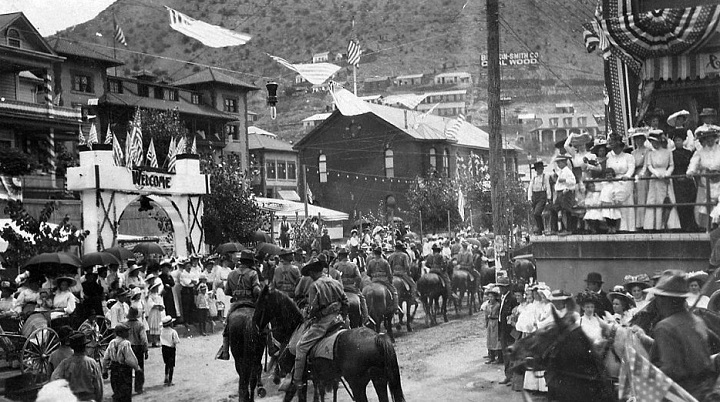 Historic Bisbee Arizona