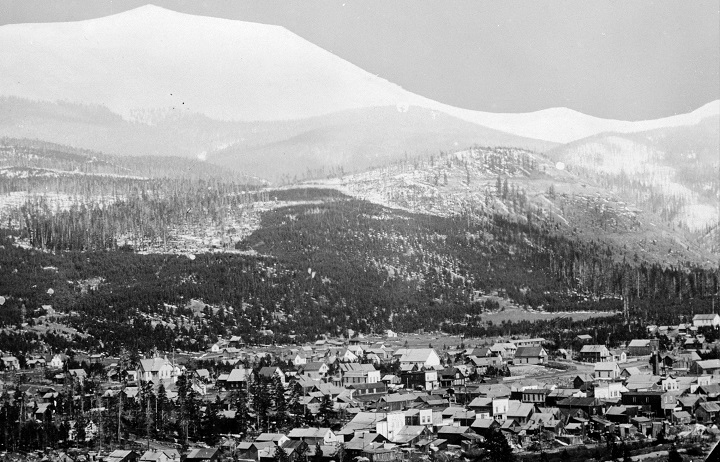 Historic Breckenridge Colorado