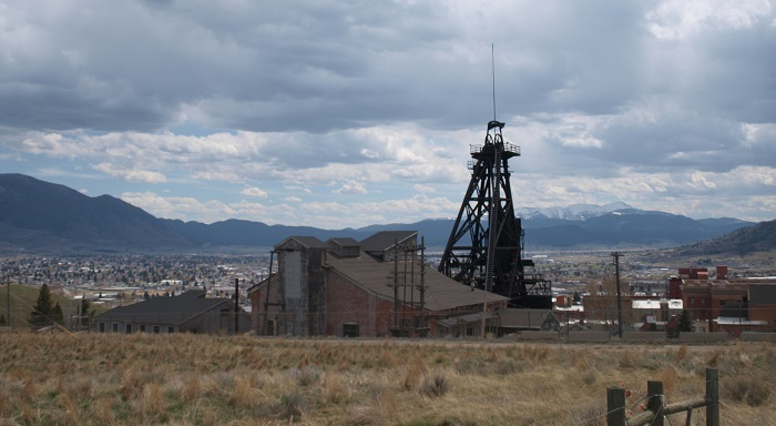 Butte Montana Mines