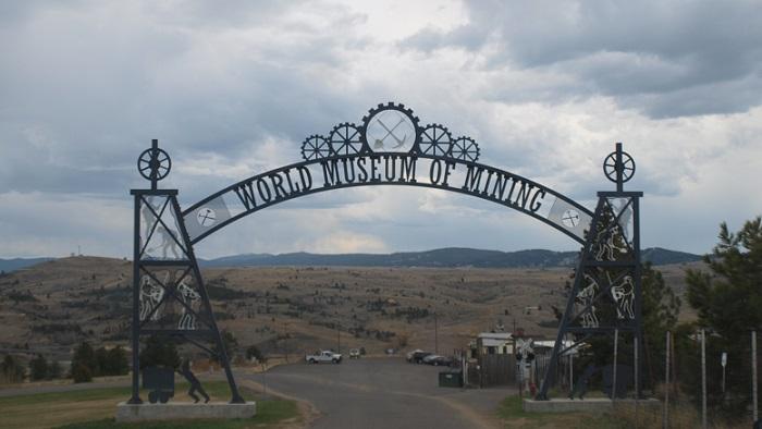 Butte Copper Mine