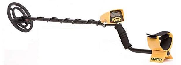 Garrett ACE 250 metal detectors