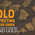 panning gold Tennessee