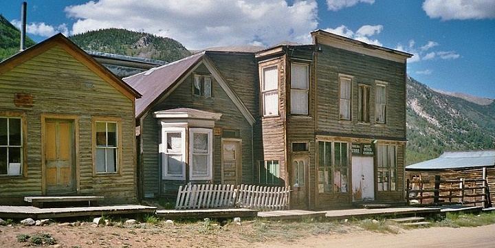 Ghost Towns in Colorado