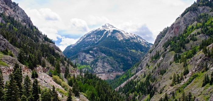 Colorado Topaz and Rhodochrosite