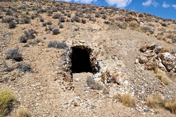 San Bernardino Gold Mine