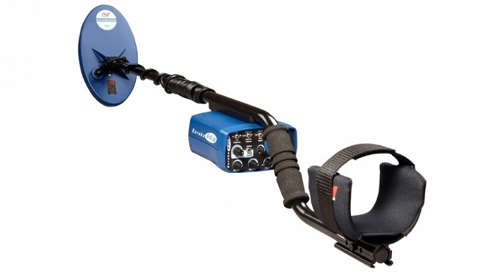 Minelab Eureka Metal Detector