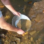 Gold Panning East Coast