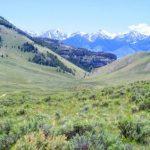 Find gold in eastern Idaho