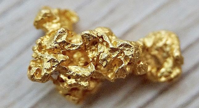 Gold Stolen by Murrieta