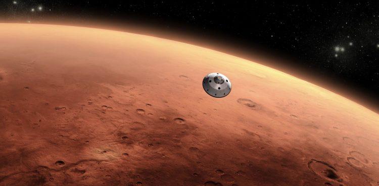 Precious Metals on Mars