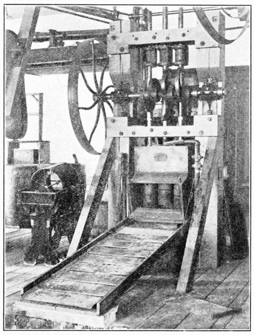 Gold Mining Stamp Mill