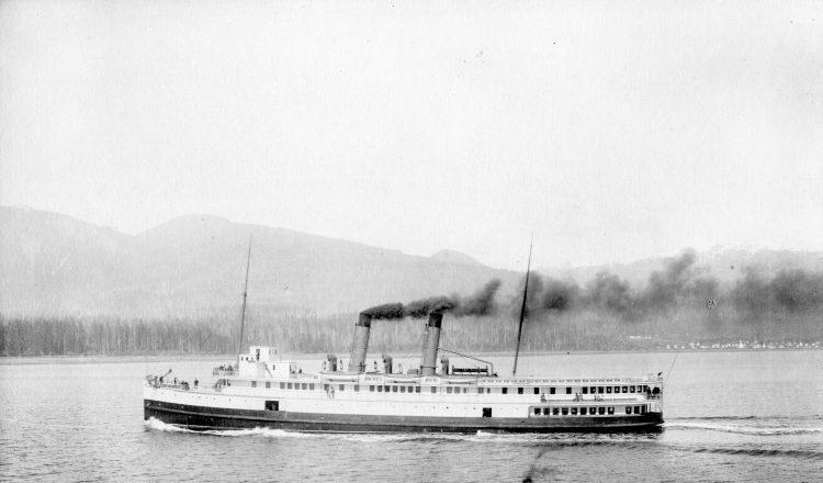 Sunken Gold SS Islander