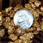 Gold found in Georgia