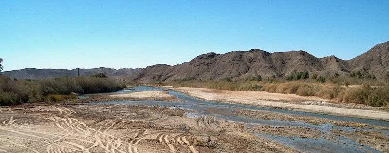 Arizona Rivers with Gold