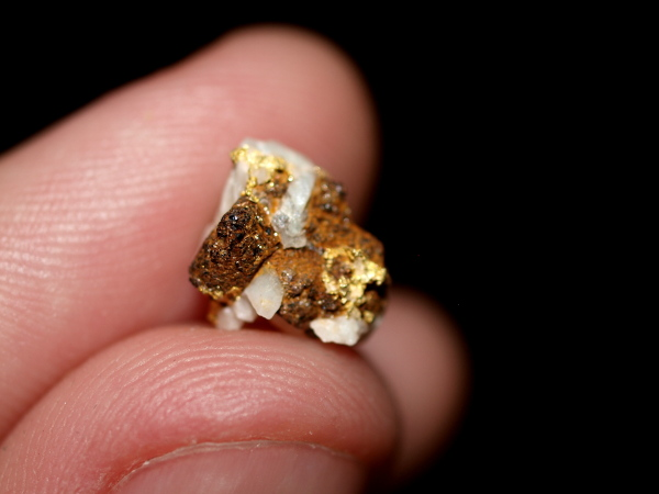 Gold Quartz California