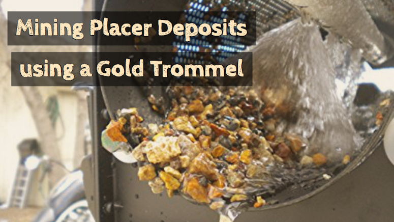 trommel for gold
