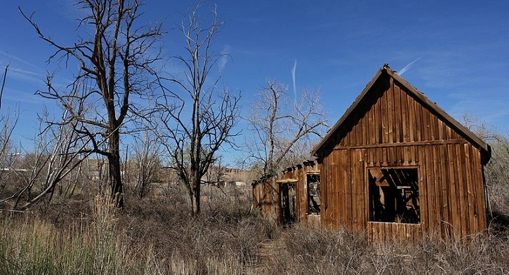 Ghost Towns in Kansas